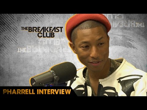 Pharrell Talks Politics What s Wrong in the Music Business & His New Film Hidden Figures