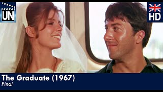 Unforgettable - The Graduate (Final Scene, 1967) Eng HD