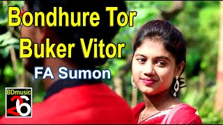 Bondhure Tor Buker Vitor by FA Sumon AIA Films Presents Meherpur