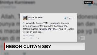 Heboh Cuitan SBY: Tanggapan Jokowi, JK &  Netizen