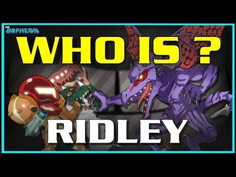 Who is Ridley Metroid Enemies