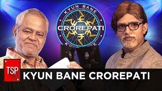 TSP's Kyun Bane Crorepati ft. Sanjay Mishra   KBC Spoof