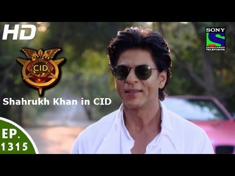 Download CID - सी आई डी - Shahrukh Khan in Dilwale - Episode 1315 - 19th December, 2015 l