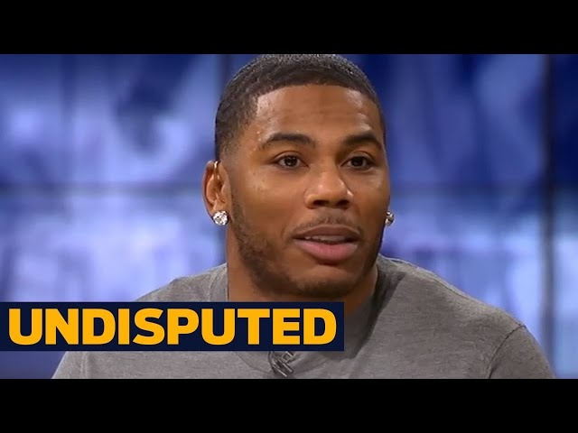Nelly takes on Skip Bayless : LeBron James is a top 5 all-time NBA player   UNDISPUTED