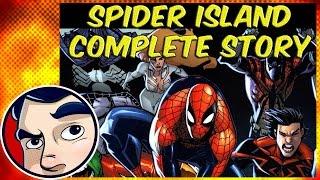Spider-Man Spider Island - Complete Story