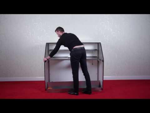 Qube Portable Bar