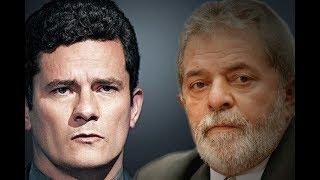 AO VIVO: Moro condena Lula