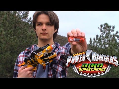 Power Rangers Dino Super Charge T-Rex Super Charge Part 1