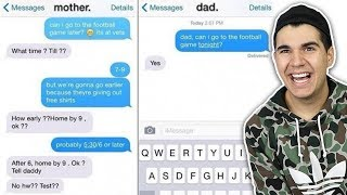 Funniest Differences Between Mom And Dad