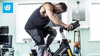 HIIT Cardio and Abs Workout | #FREAKMODE Alex Savva