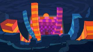 Awesome Psychedelic Animation by A.F.Schepperd (Song: The Music Scene by Blockhead)