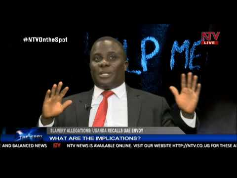 Xxx Mp4 ON THE SPOT Sex Trade Allegations And The Implications Of Uganda Recalling The UAE Ambassador 3gp Sex