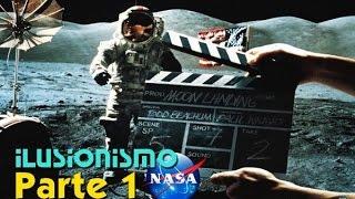 Saindo da Matrix parte 50 - Terra Plana parte 10 - O Ilusionismo da NASA parte 1