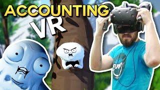 MY WORLD - Accounting VR Gameplay