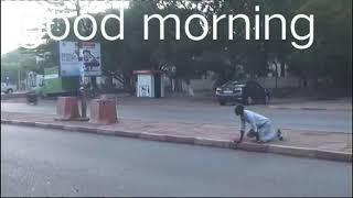 funny good morning video