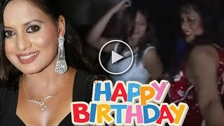 Bhojpuri Hot Actress Sangeeta Tiwari Birthday party with Bhojpuri Actors! FULL VIDEO!