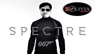 Spectre trailer -CID Nazeer as James Bond