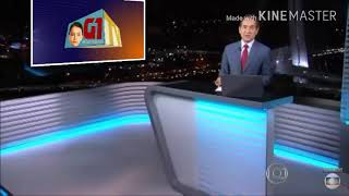 Encerramento SPTV G1 + Selo de Jornalismo da Globo MG (16/06/2015)
