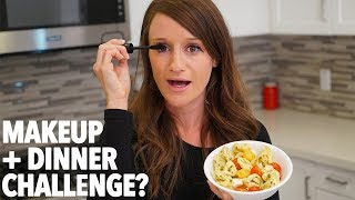 10 Minute Cooking Challenge!