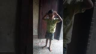 Bamb bamb bole cute dance