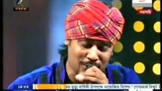 Bangla Folk Song Ager Bahadury By Gamcha Palash Maasranga Tv LiveVIDEOSOB COM