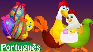 Surpresa de Aniversário | Ovos Surpresa | ChuChu TV