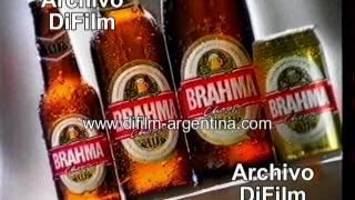 Publicidad Cerveza Brahma - DiFilm (1994)