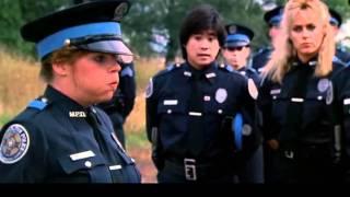 Police Academy 3 Schießübung