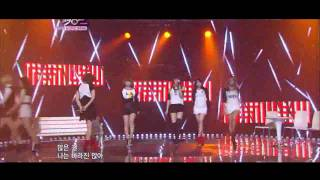 110513 4MINUTE - Heart to Heart