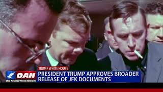 Newly Released JFK Files Shed New Light On Assassination