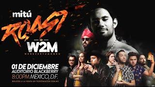 #mituROASTW2M - ENTRADAS A LA VENTA EN TICKETMASTER.COM.MX ◀︎▶︎WEREVERTUMORRO◀︎▶︎