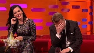 Paul McCartney, Katy Perry and James Corden Write Hilarious Song Lyrics - The Graham Norton Show
