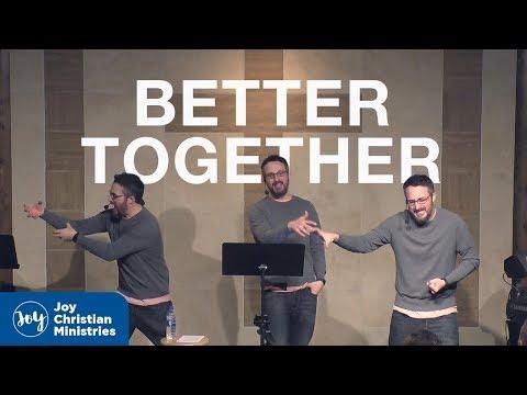Xxx Mp4 Better Together Restored Relationships Pastor Brandon Myers 3gp Sex