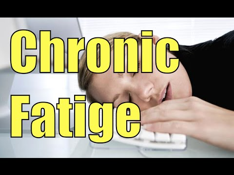 Chronic Fatigue Syndrome: What is CFS, How it affects Life, a Treatment for Chronic Fatigue