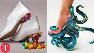 The World's Weirdest Shoes
