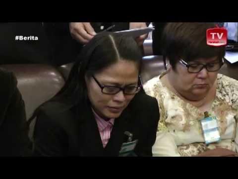 Culik: Bimbang suami dibunuh, isteri rayu k'jaan