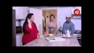 كواليس سيتكوم دار الوزير على قناة نسمة 2012/08/06