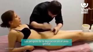 Los peligros de la depilación en el área genital