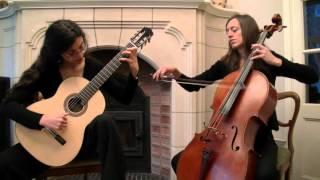 Scarborough Fair (guitar-cello duo)