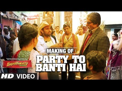 Xxx Mp4 Song Making Party Toh Banti Hai Bhoothnath Returns Amitabh Bachchan Meet Bros Anjjan Mika 3gp Sex