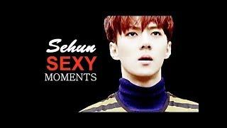 EXO Sehun sexy moments -[18+]