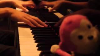【ピアノ】 「only my railgun」を弾いてみた 【とある科学の超電磁砲】