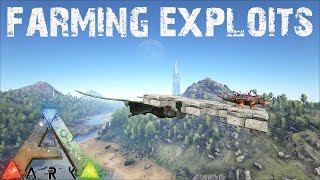ARK Survival Evolved - Slaying the Brood Mother and Farming Exploits! E18