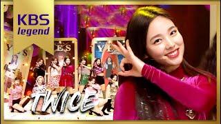 뮤직뱅크 Music Bank - YES or YES - TWICE(트와이스).20181109
