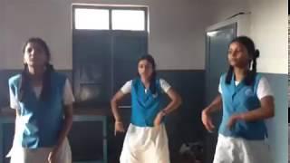 TAMIL SCHOOL GIRLS kuthu DANCE