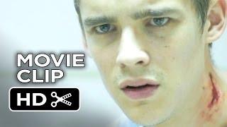 The Signal Movie CLIP - The Escape (2014) - Brandon Thwaites Movie HD