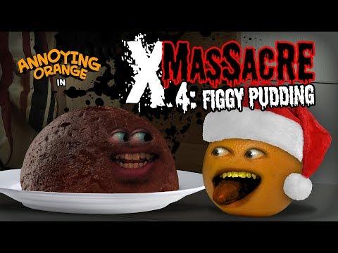 Xxx Mp4 Annoying Orange X Massacre 4 Figgy Pudding 3gp Sex