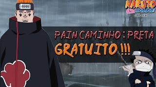 Naruto Online OasGames ||A Chegada de Pain || Modo Historia level 80 || 01