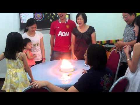 Popo/mommy/Moon Tee's birthday