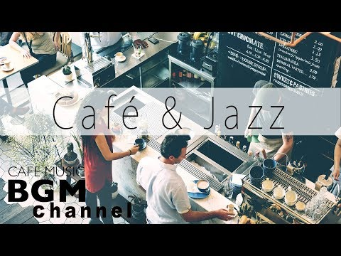 Cafe Music Jazz Hiphop & Smooth Music Relaxing Music For Work Study